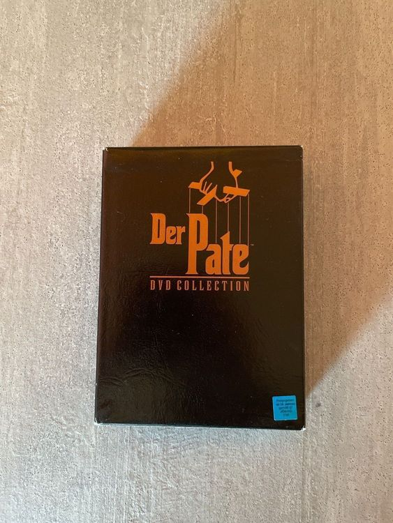 Der Pate DVD Collection, alle Teile 1