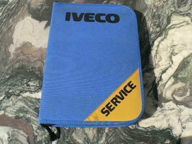 Iveco Daily Service Mappe +Handbuch 1
