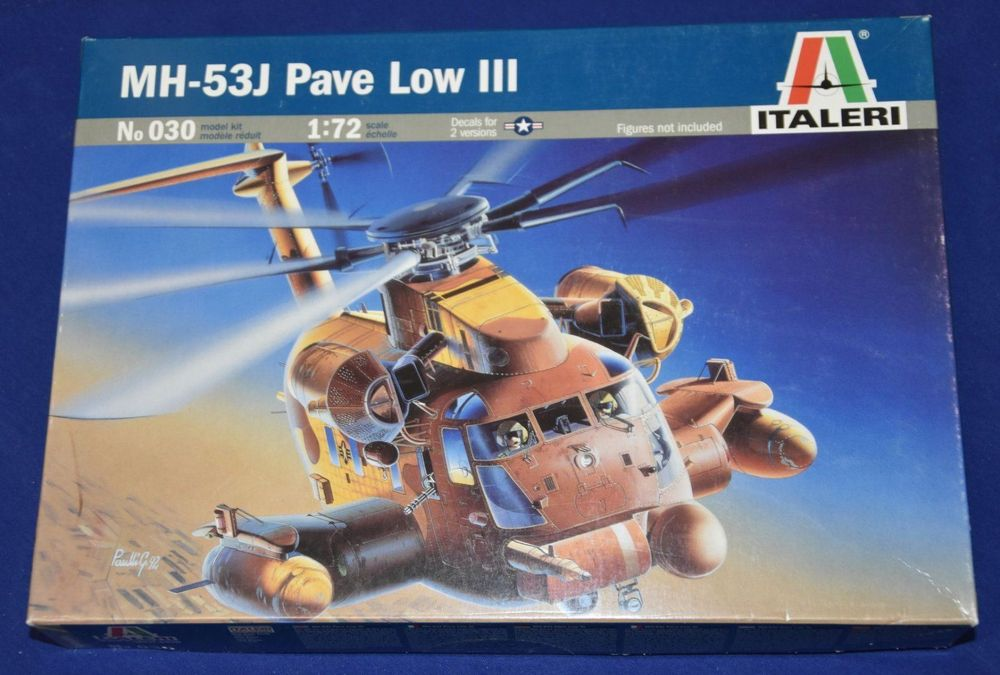 Sikorsky MH-53 Pave Low 1