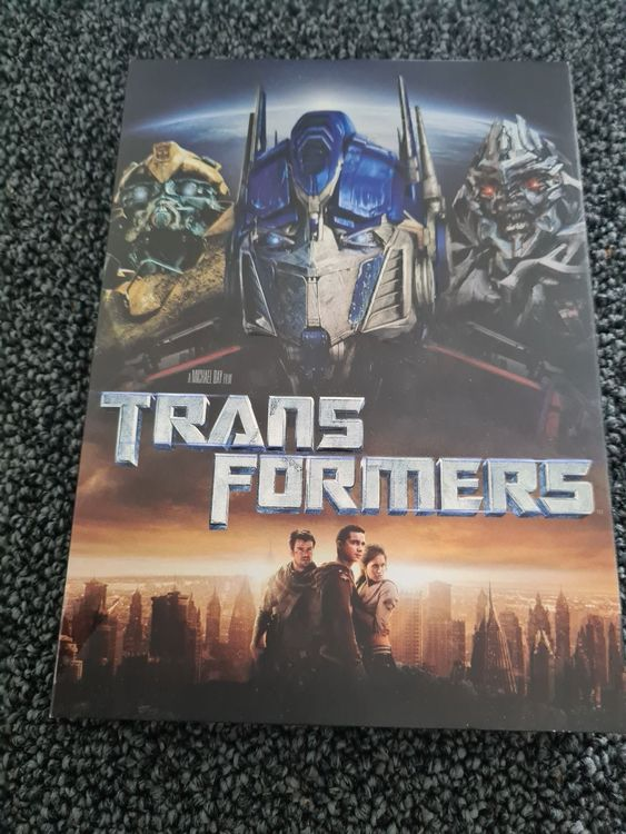 TRANS FORMERS(8035) 1