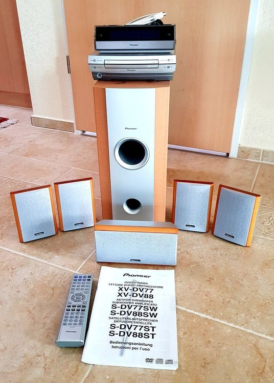 Pioneer Dolby Surrond System 1