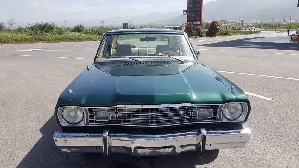 PLYMOUTH VALIANT OD.SCAMP