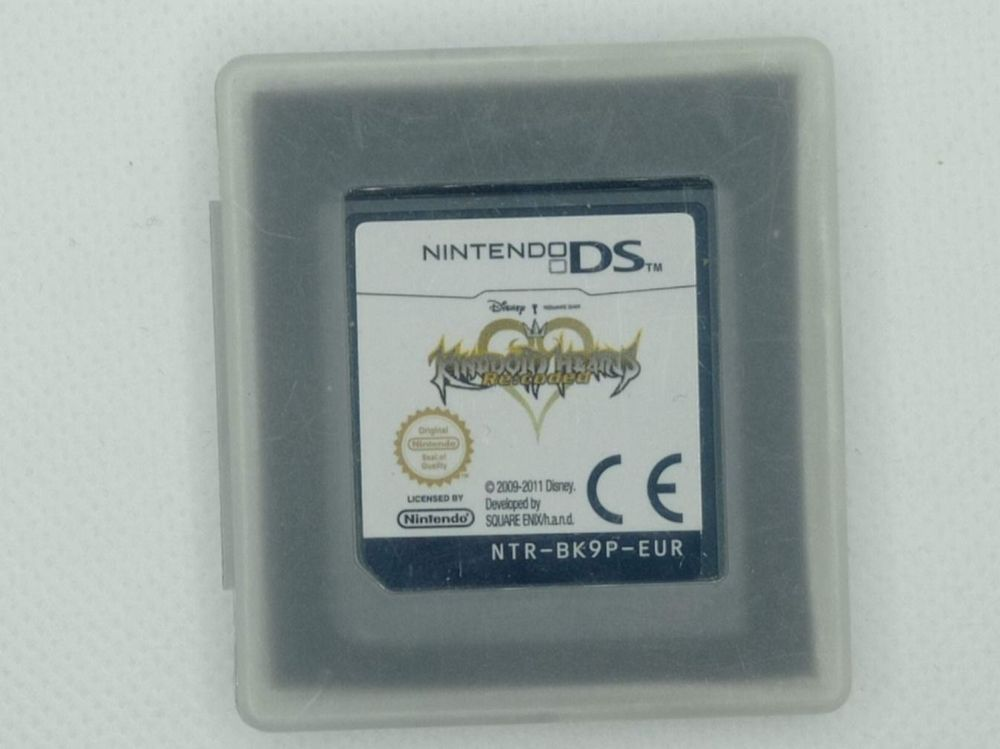Nintendo DS - Kingdom Hearts Re: Coded 1