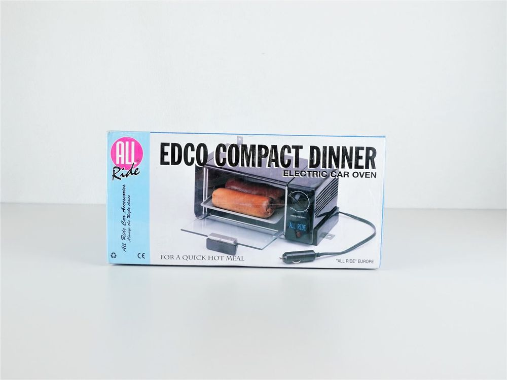 Edco Compact Dinner Electric Car Oven 1