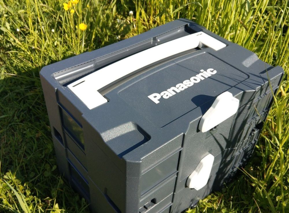1 Systainer  METABO oder PANASONIC T-Loc 1