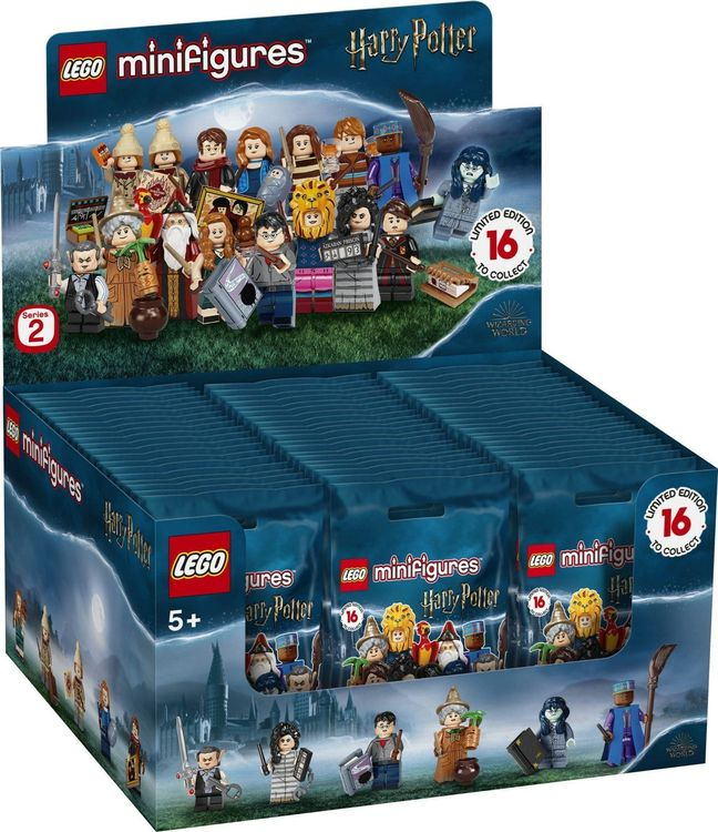 1x Pack LEGO 71028 Harry Potter Serie 2 1