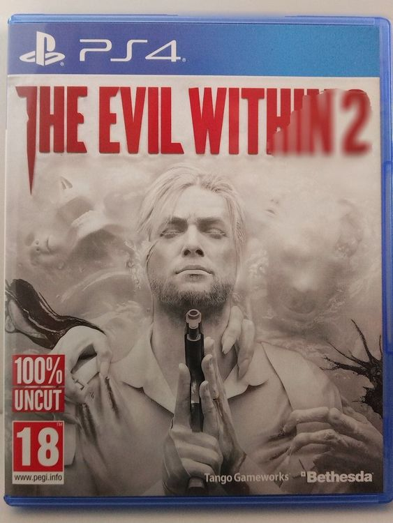 The Evil Within 2  (PS4) 1