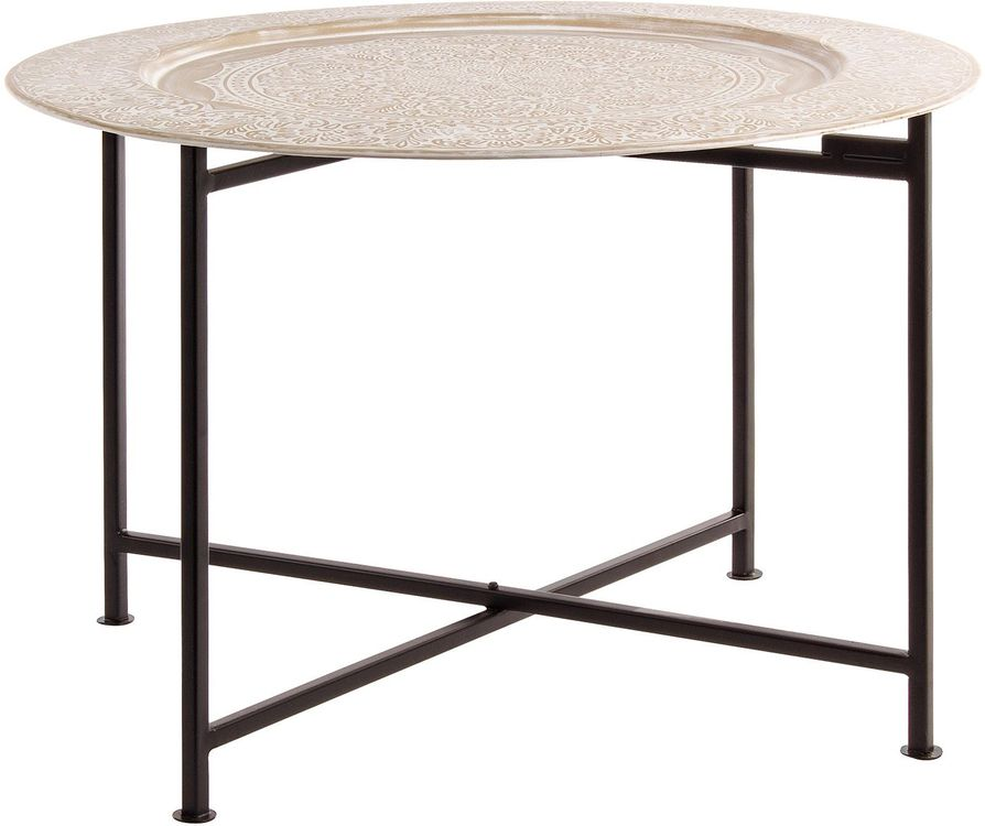 Table d'appoint Anil 60x60cm 1