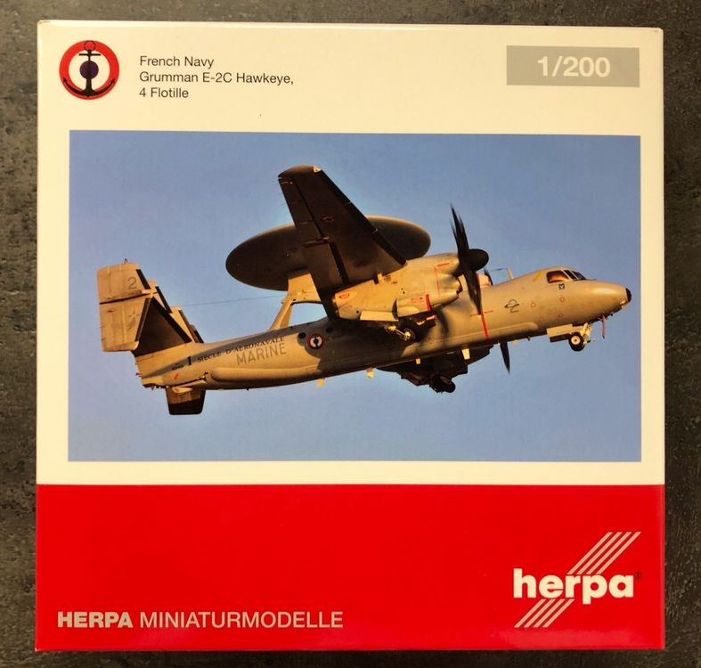 Herpa Wings 556675 French Navy 1
