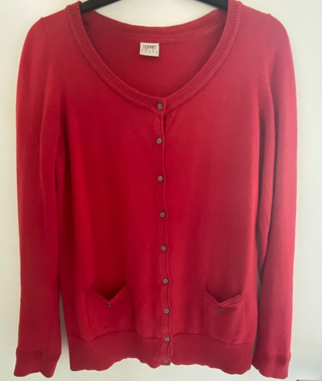 Roter Esprit Pullover 1