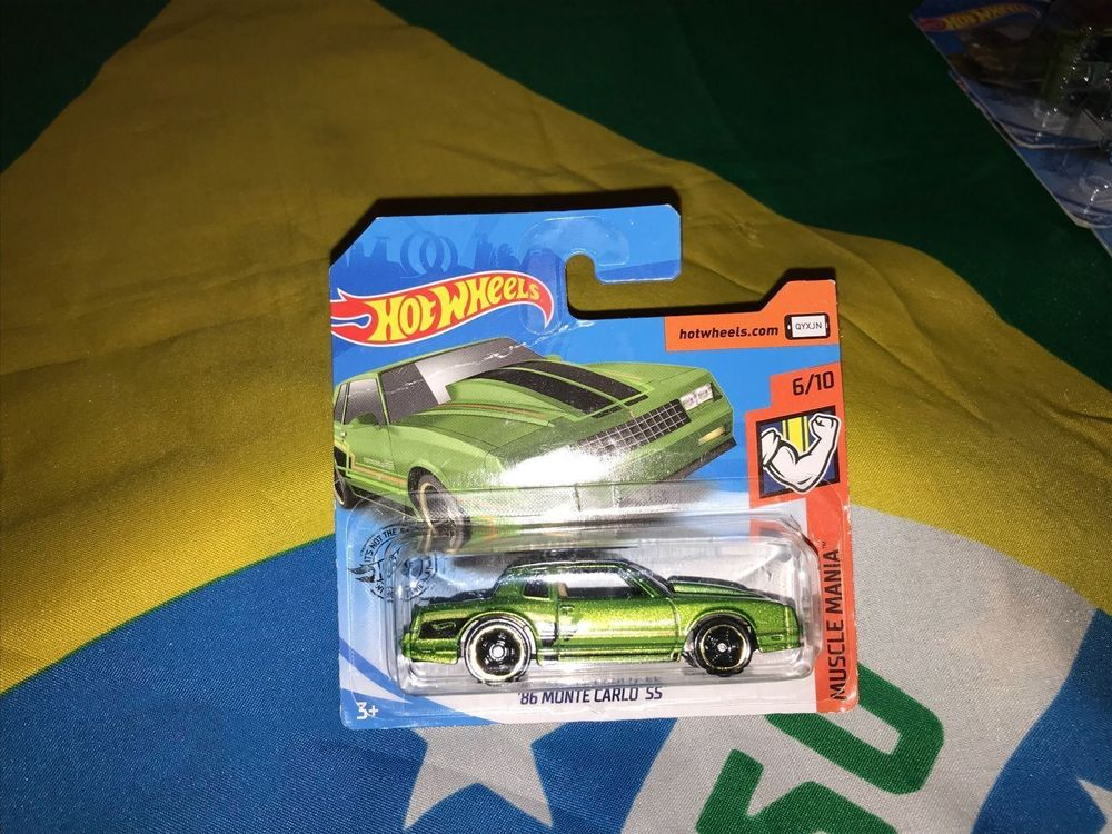 86' Chevy Monte Carlo SS 1/64 1