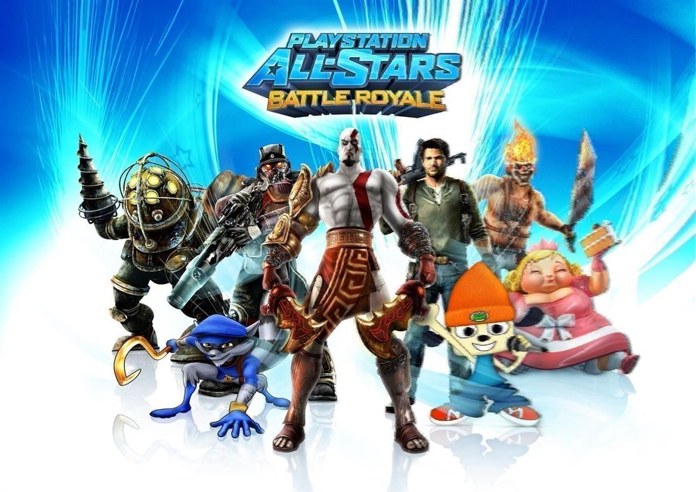 PS__ Playstation All-Stars Battle Royale 1