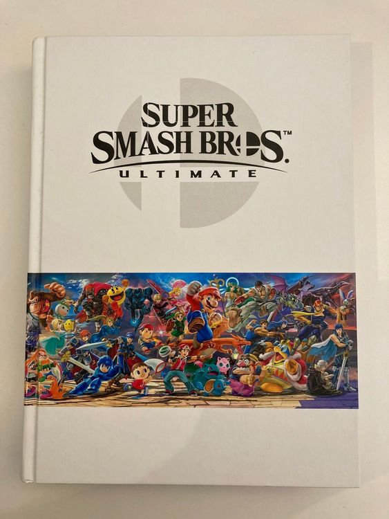 Switch Buch - Super Smash Bros. Ultimate 1