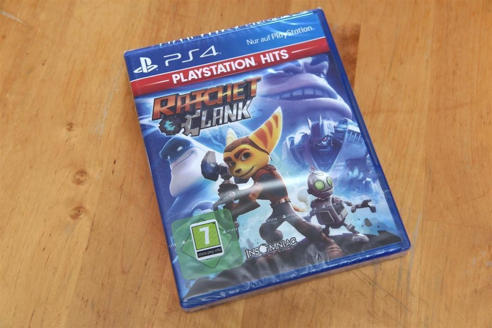 Ratched & Clank (NEU) 1