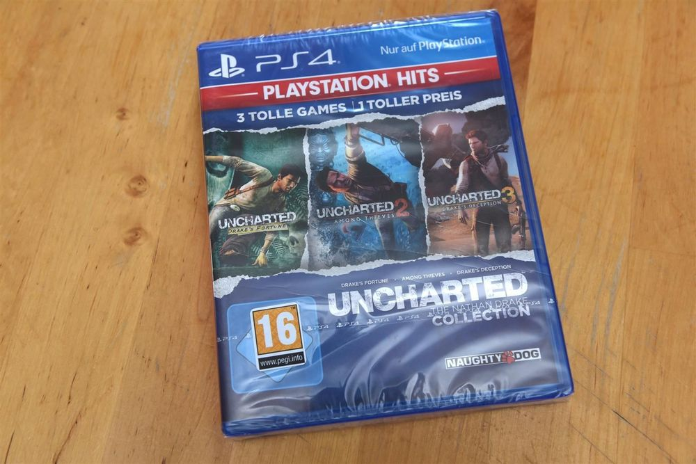 Uncharted Collection (NEU) 1