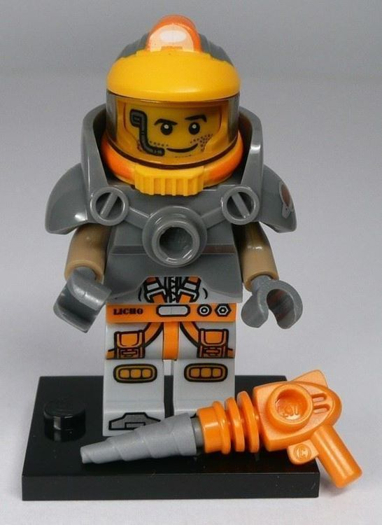 LEGO Minifigures - Space Miner 1