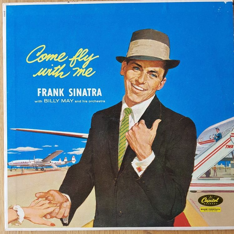 Frank Sinatra - Come fly with me 1