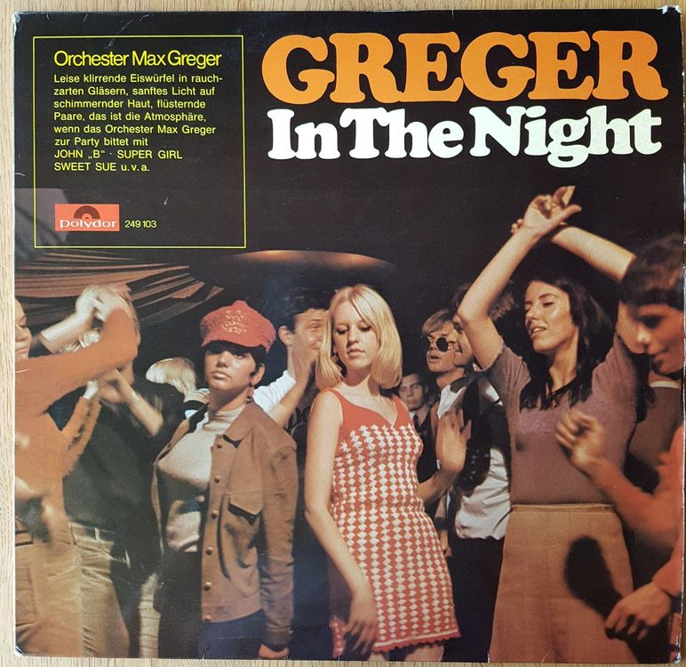 Max Greger - In the night 1