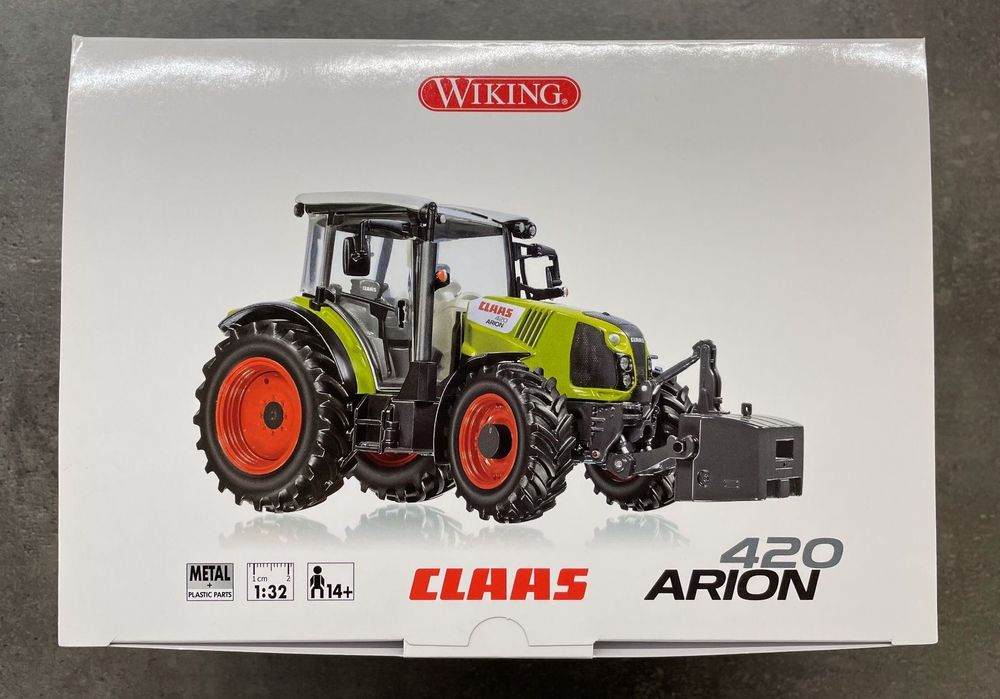 """Wiking 077811 """"Claas"""" 1"""