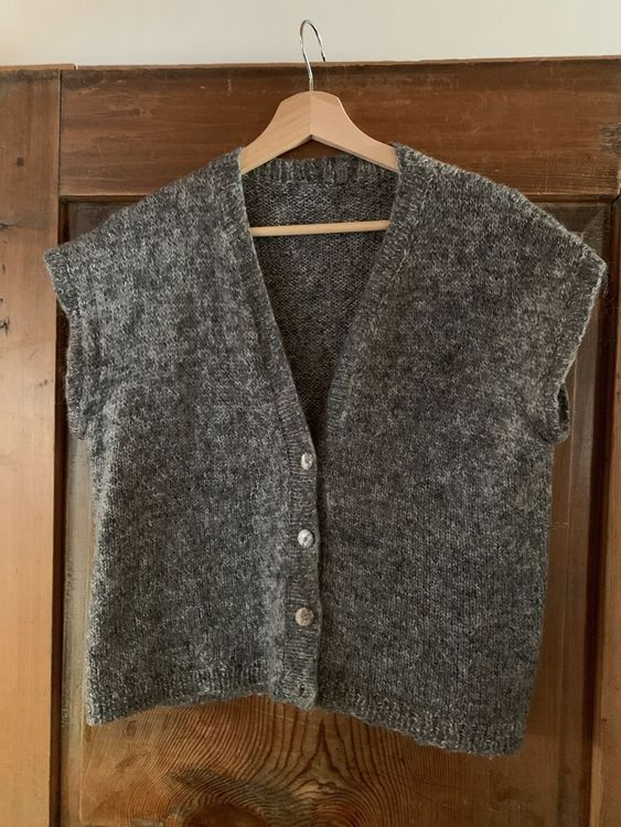 Gilet Wolle 1