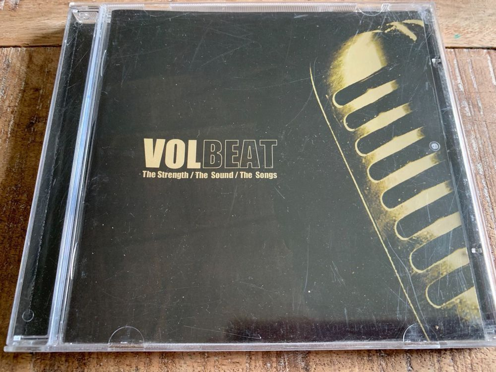 Volbeat The Strengh/The Sound/The Songs 1
