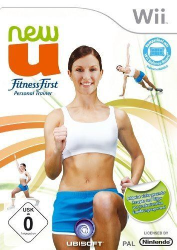 Wii__ Fitness First Personal Trainer 1