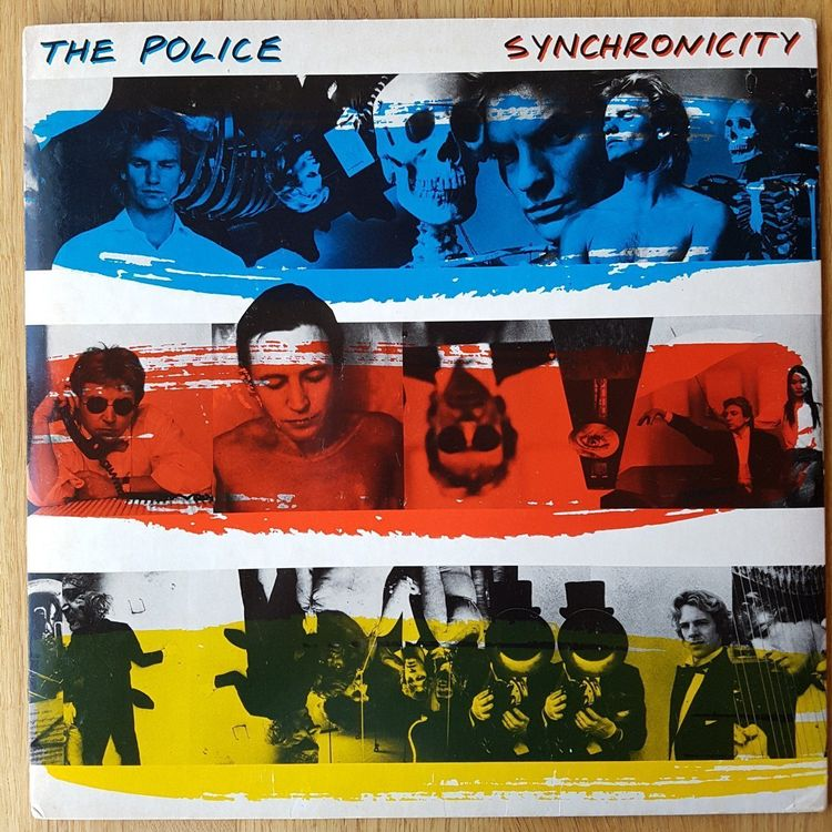 The Police - Synchronicity 1