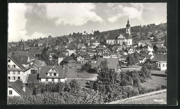 CPA Ruswil, Totalansicht, 1959 1