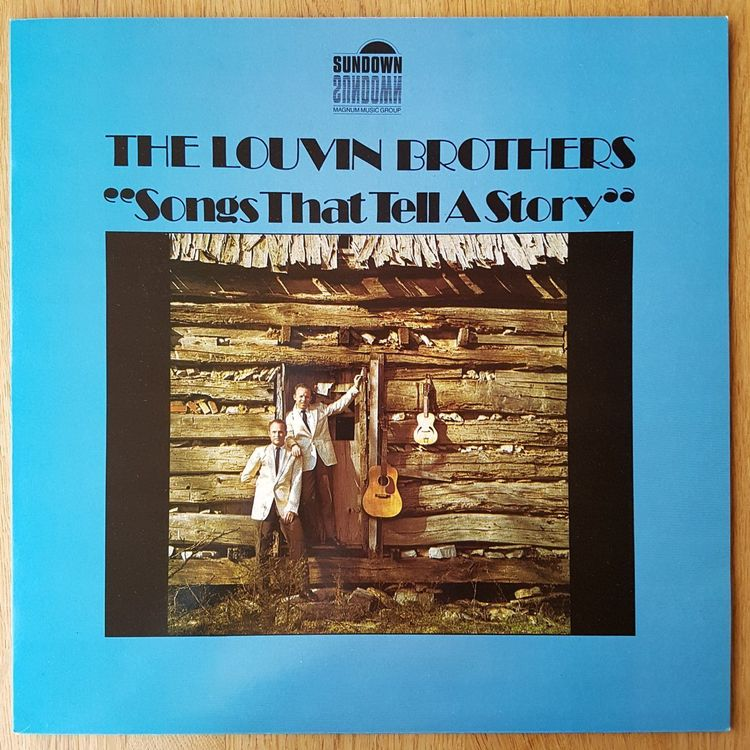 The Louvin Brothers - Songs That Tell A 1