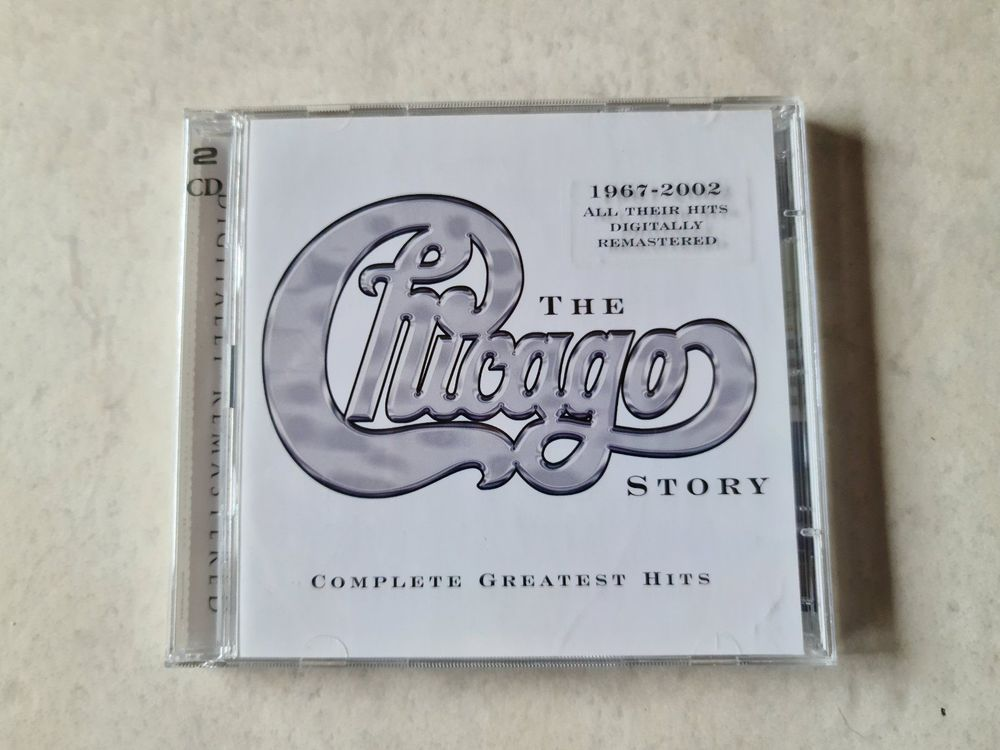 Chicago Story - Complete Greatest Hits 1