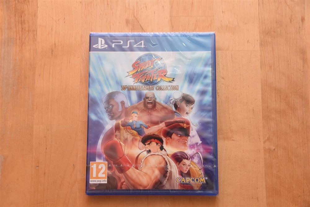 Street Fighter 30th Anniversary Collecti 1