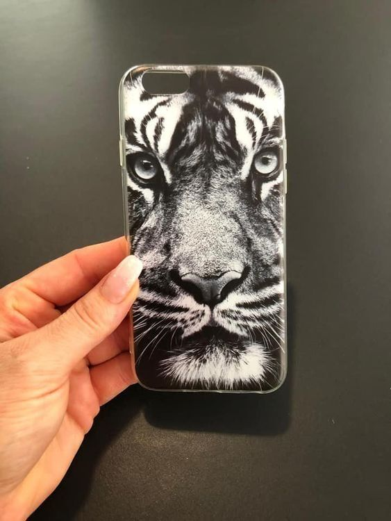 Tiger iPhone 6S Hülle 1