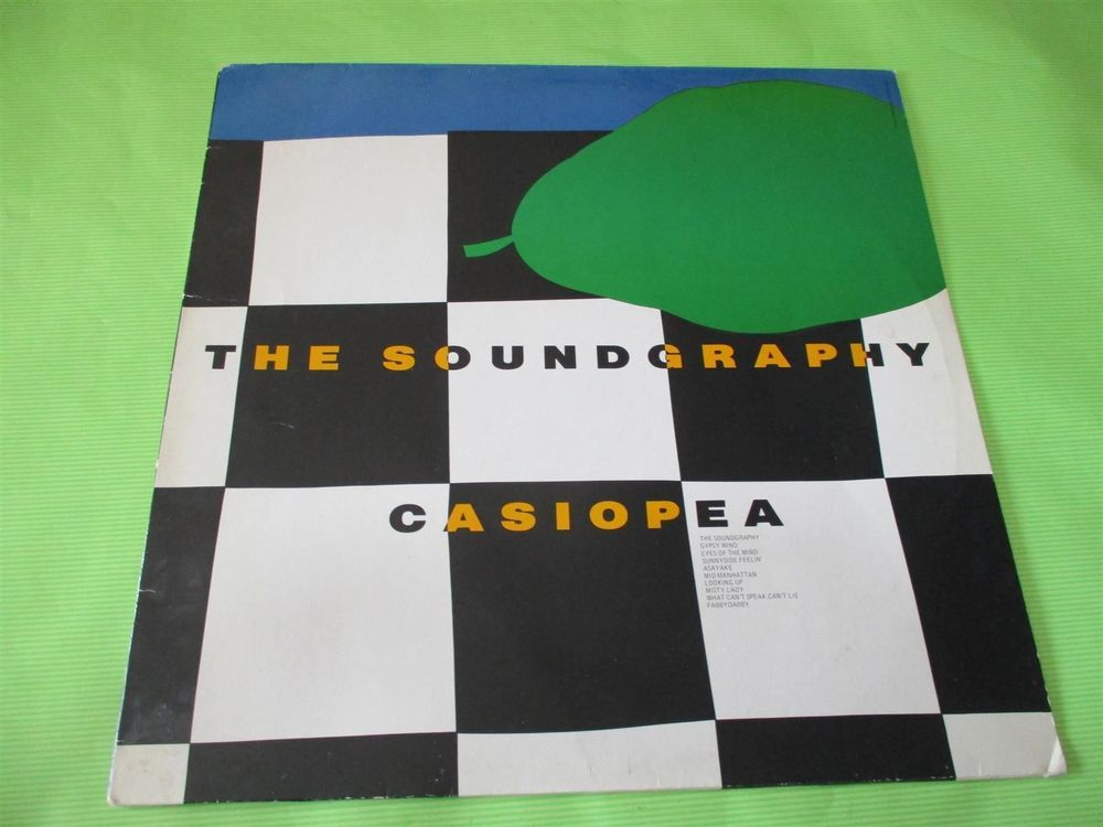Casiopea – The Soundgraphy 1