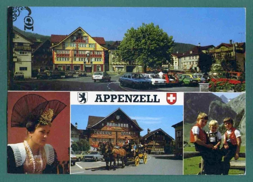 Appenzell, 1989 1