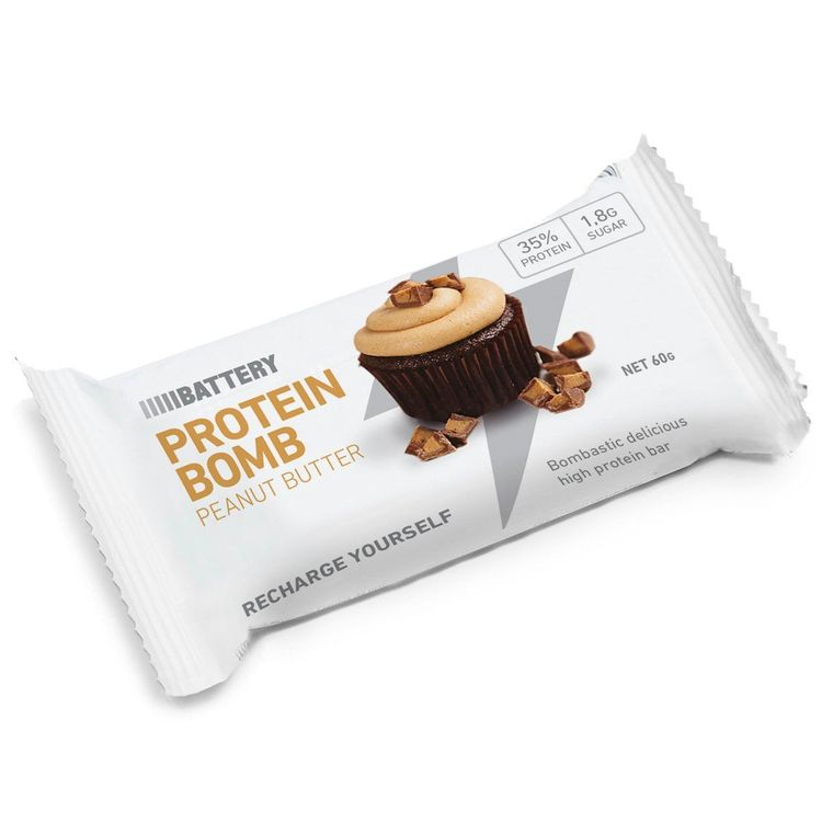 Battery Protein Bomb, 60g 1