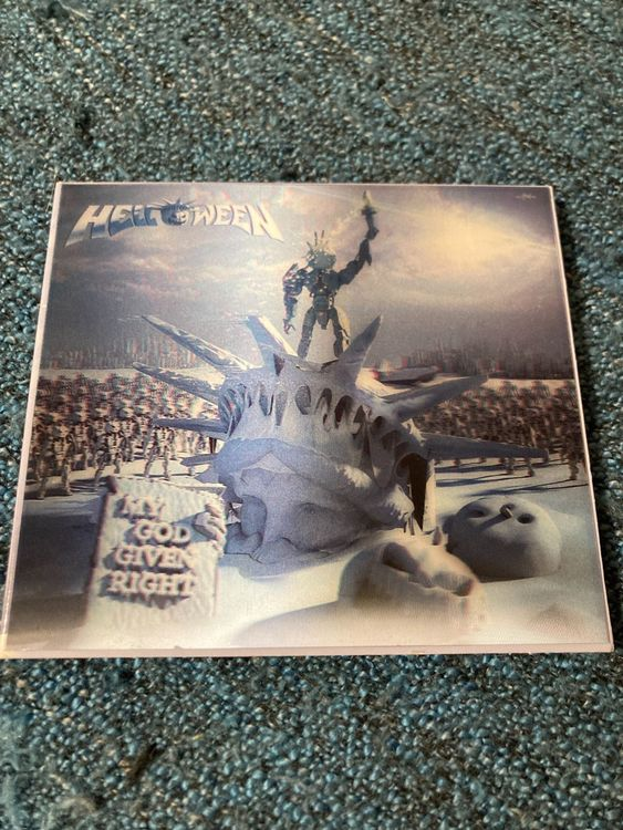 Helloween - My God-Given Right 1