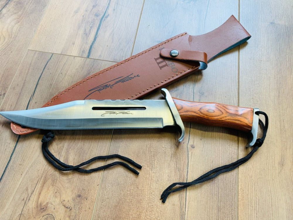 Rambo Tactical Survival Messer 41.5cm 1