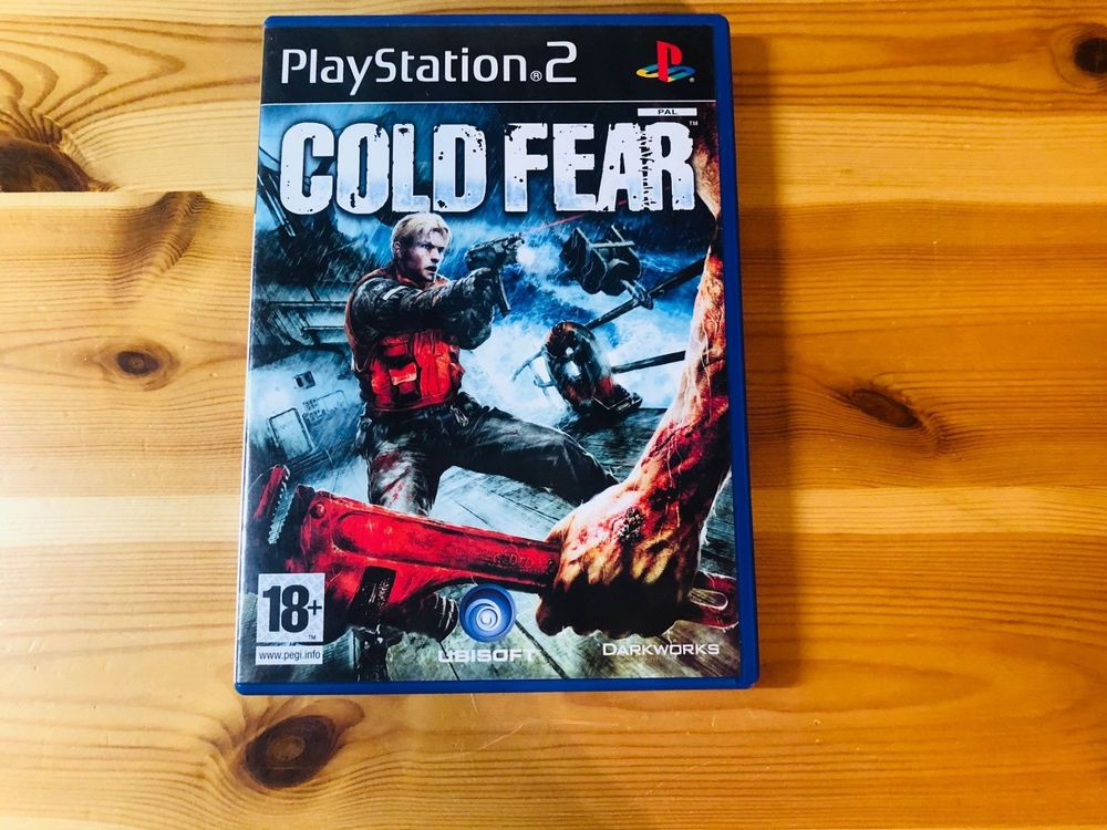 [PS2] Cold Fear 1