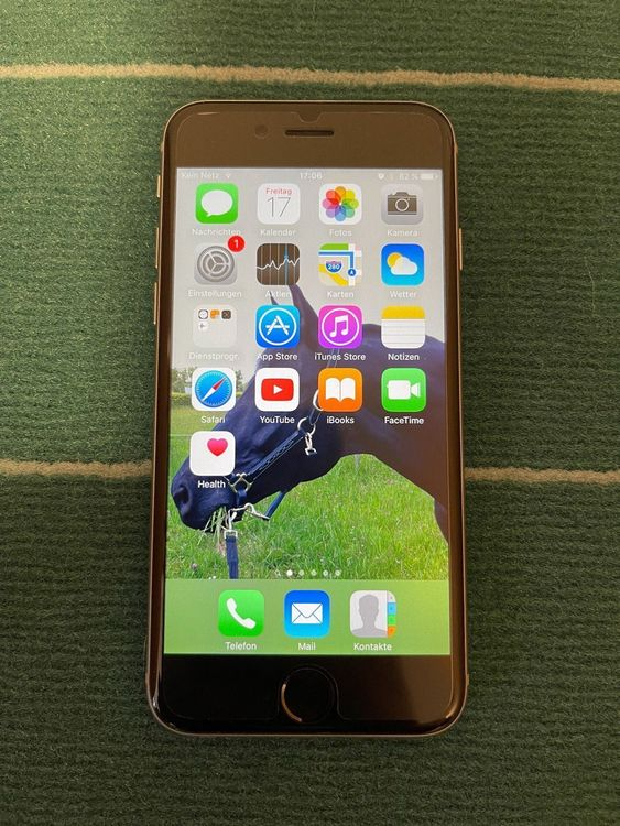 IPhone 6s - 64GB Silber 1