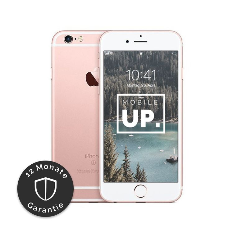 iPhone 6s 32 GB Rose Gold - Sehr gut 1