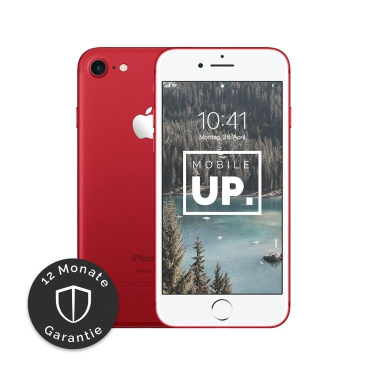 iPhone 7 128 GB Red - Sehr gut 1