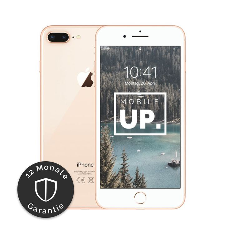 iPhone 8 Plus 256 GB Gold - Sehr gut 1