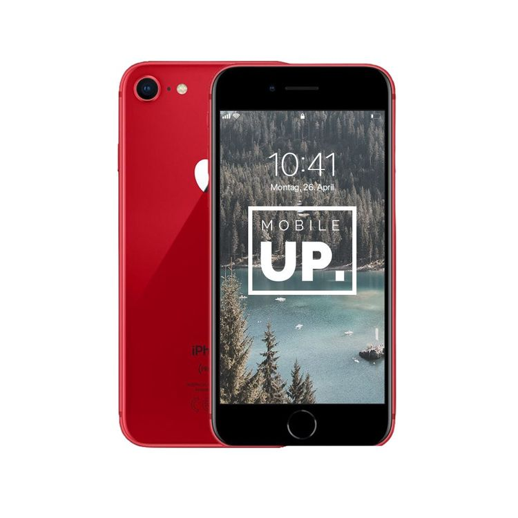 Défectueux iPhone 8 64 GB Red 1