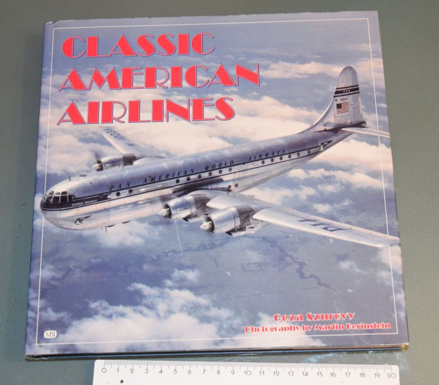 Classic American Airlines 1