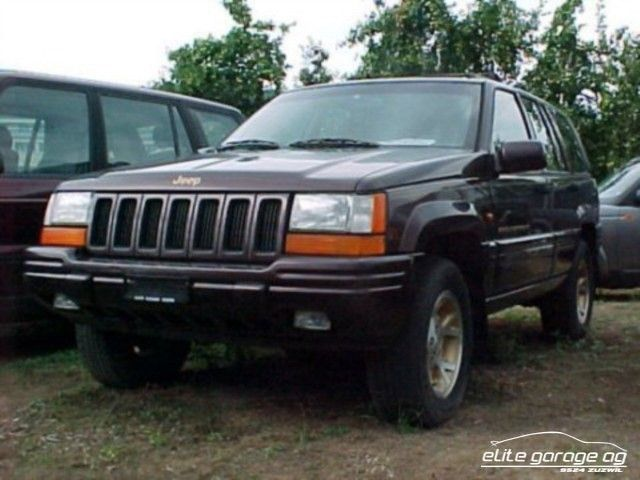 Jeep Grand Cherokee 4.0 Ltd.