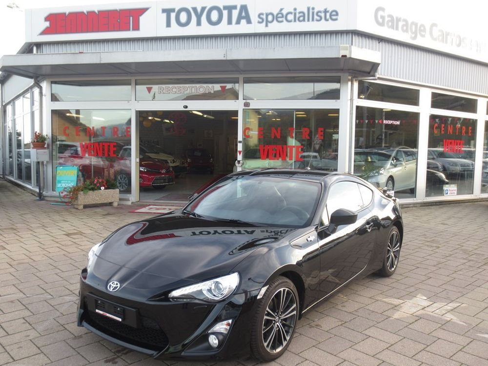 Toyota GT 86 2.0 D-4S Sport Automatic