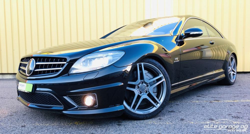 Mercedes-Benz CL 65 AMG Automatic