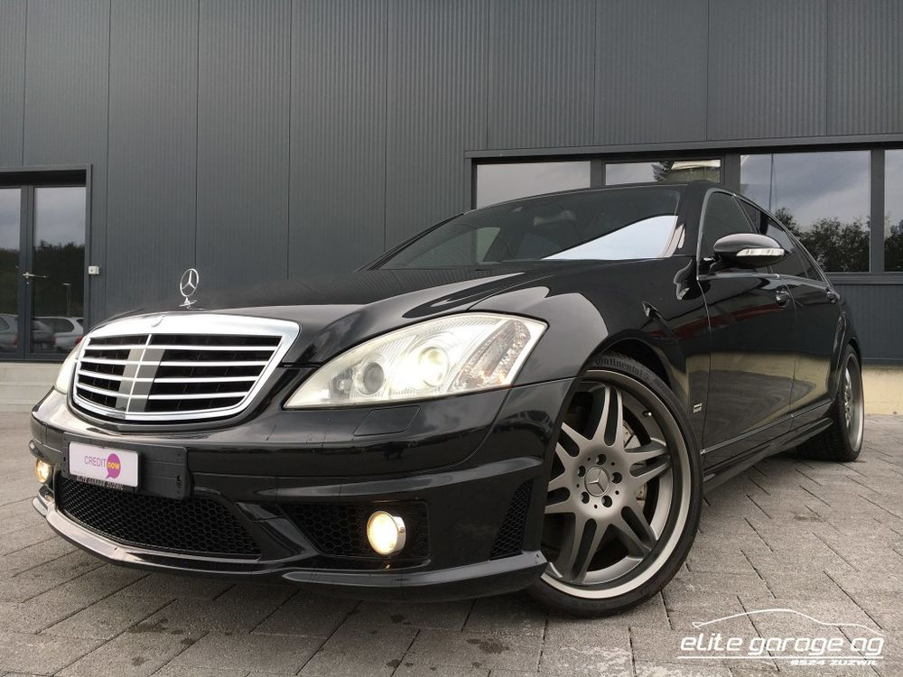 Mercedes-Benz S 65 AMG L Automatic