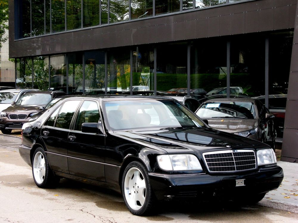 Mercedes-Benz S 500 Automatic