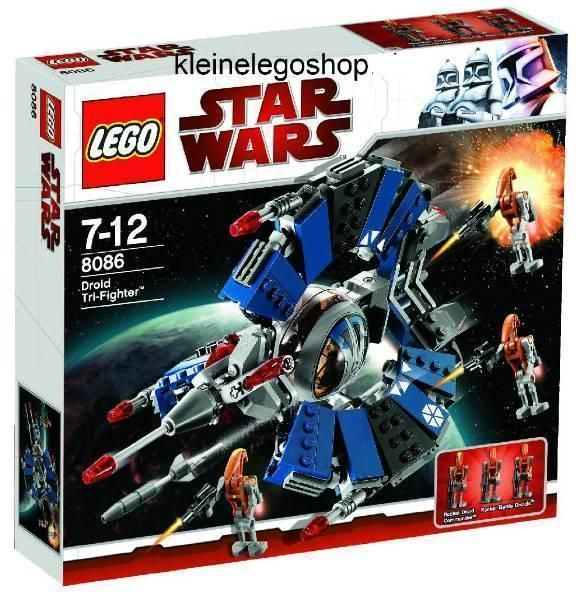 Droid Tri-Fighter™ Nr. 8086 - NEU+OVP!